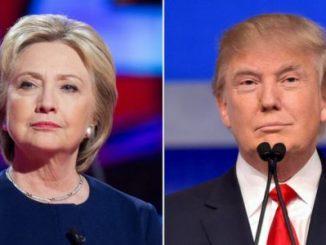 Encuesta,Hillary Clinton,Ventajas,Donald Trump