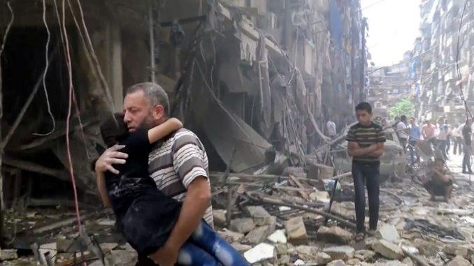 muerte,destrucción,Alepo,UNICEF,