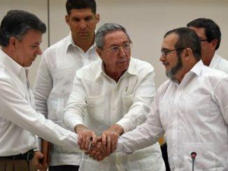 acuerdos de paz,Colombia,FARC,
