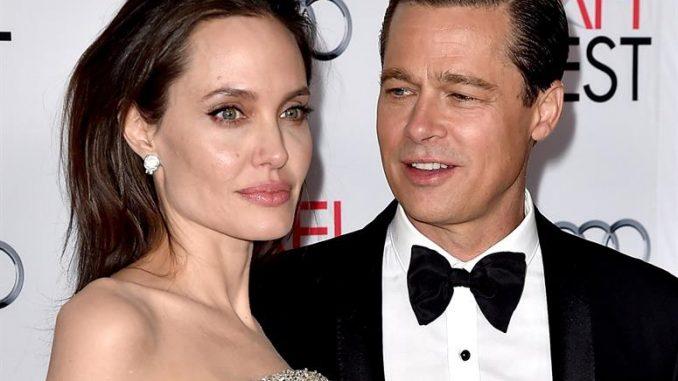 Angelina Jolie,Brad Pitt,divorcio,