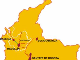 Sismo, Antioquia,Colombia