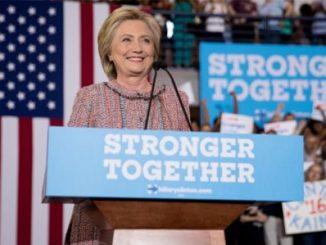 Hillary clinton,Elecciones EE.UU