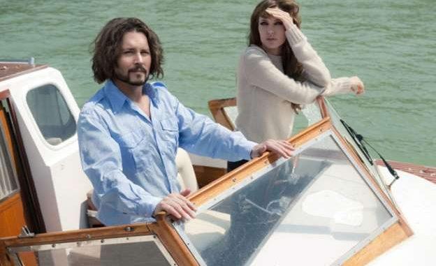 Angelina Jolie,Johnny Depp,divorcio,