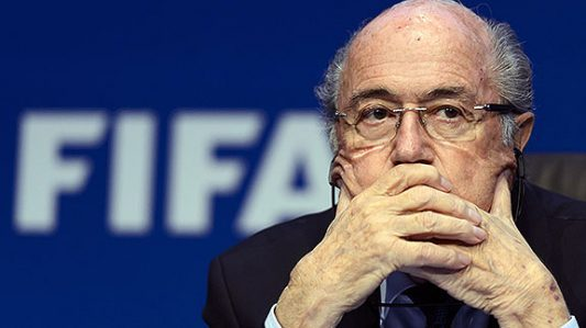 FIFA,Joseph Blatter,