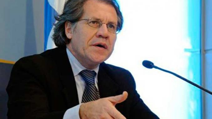 Luis Almagro,OEA,revocatorio,Venezuela,