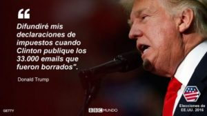 Trump,Clinton,debate presidencial,