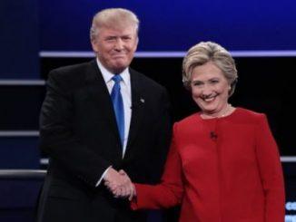Clinton,Trump,debate presidencial,