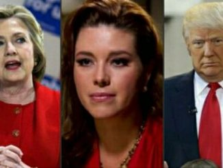 Hillary Clinton,Debate,Donald Trump,Alicia Machado