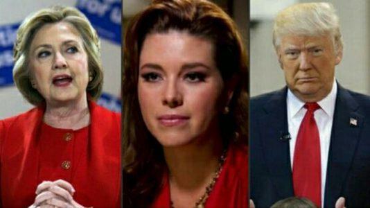 Hillary Clinton,Debate,Donald Trump,Alicia Machado