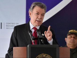 Juan Manuel Santos,FARC