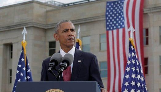 Barack Obama,11-S,