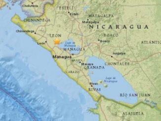 Sismo,El Hoyo,volcán,