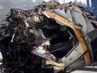 Accidente tren O Porriño,Transporte publico,Ferrocarril