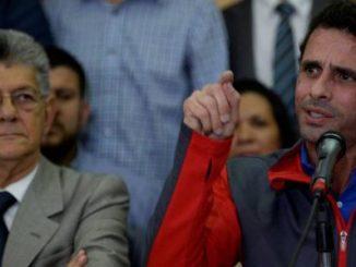 Henrique Capriles,golpe de Estado,Venezuela,