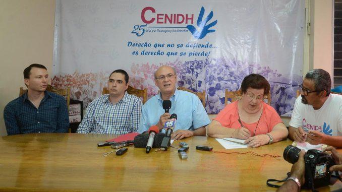 Carlos Fernando Chamorro,denuncias,acoso,espionaje,cenidh