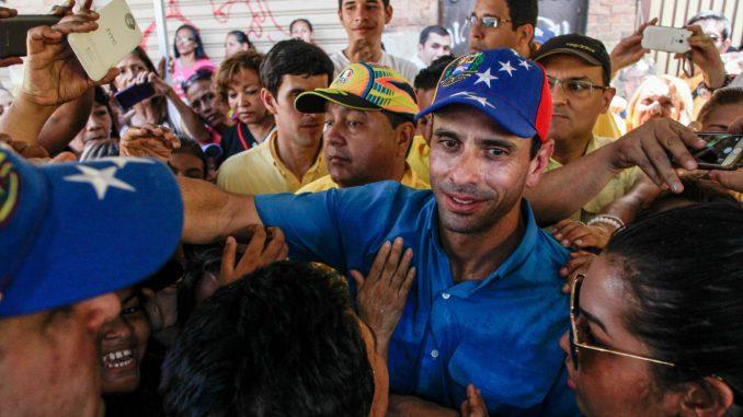 prohíben,salida,Venezuela,opositores,
