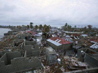 muertos,huracán Matthew,Haití,