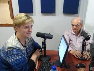 Embajadora de EEUU, Laura Dogu y excandidato presidencial Fabio Gadea