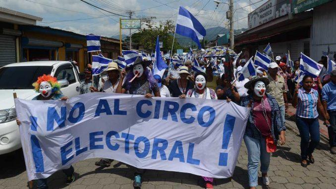 OEA,informe,Nicaragua,