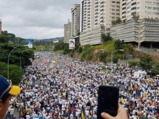 Toma de Venezuela,