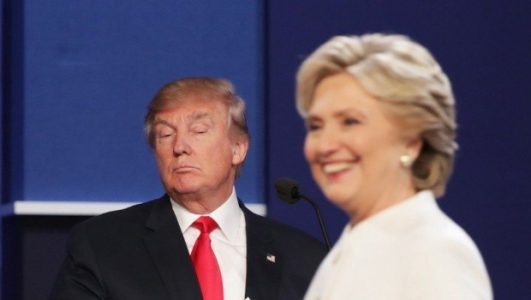 Donald Trump,tercer debate,