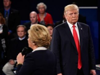 2do debate,Donald Trump,Hillary Clinton,