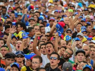 Toma de Venezuela,Oposición
