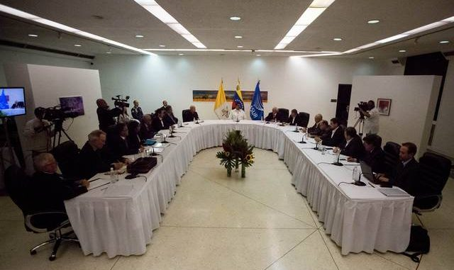 diálogo,gobierno,Venezuela,