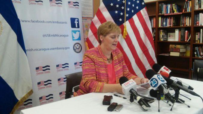 Laura Dogu,Nicaragua,Diálogo,OEA