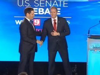 Elecciones EE.UU 2016,Debate,Marco Rubio,Patrick Murphy,Senado