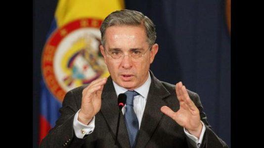 Álvaro Uribe,FARC,plebiscito,Colombia,