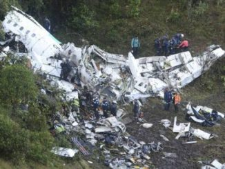 75 muertos,avión,caída,Colombia,