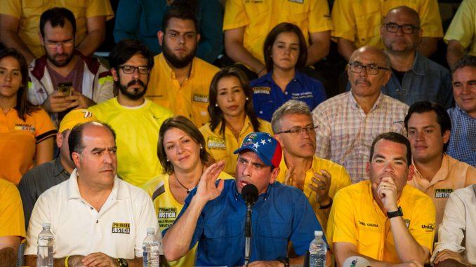 Ultimátum,Nicolás Maduro,oposición,