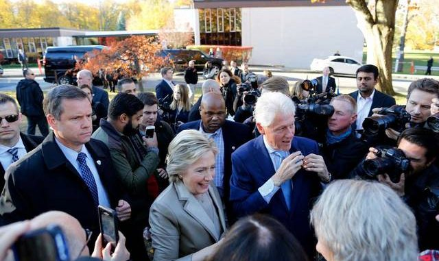 Hillary Clinton,Nueva York