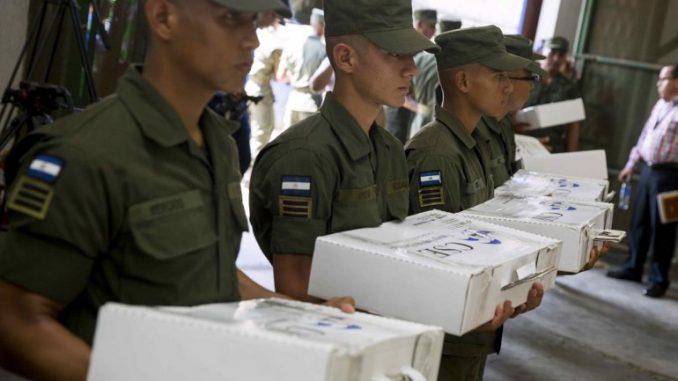 Elecciones Nicaragua,atípicas,