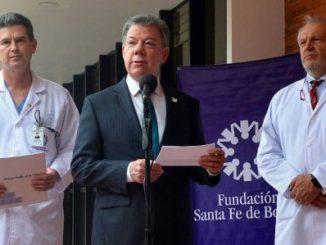 Juan Manuel Santos,Estados Unidos,salud,