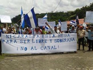 marcha contra el canal,soberanía,
