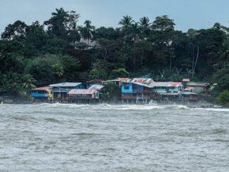 Huracán Otto,evacuados,Nicaragua,