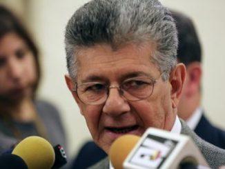 Nicolás Maduro,Ramos Allup,