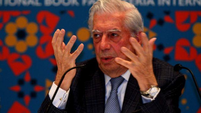 Vargas Llosa,dictador,Fidel,régimen,