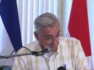 Virgilio Godoy,exvicepresidente,