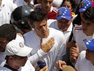 Leopoldo López,1000 días,preso,liberación,