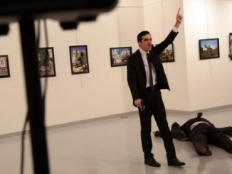 Embajador de Rusia,fallece,Turquía,ataque,