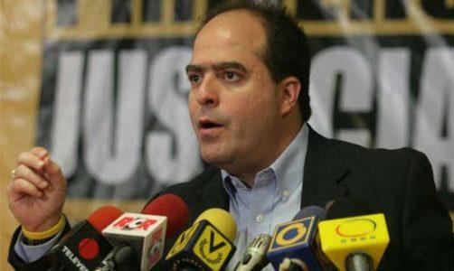 Julio Borges,Venezuela,renuncia,Nicolás Maduro,