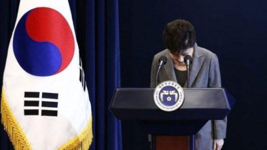 destituye,presidenta,Corea del Sur,