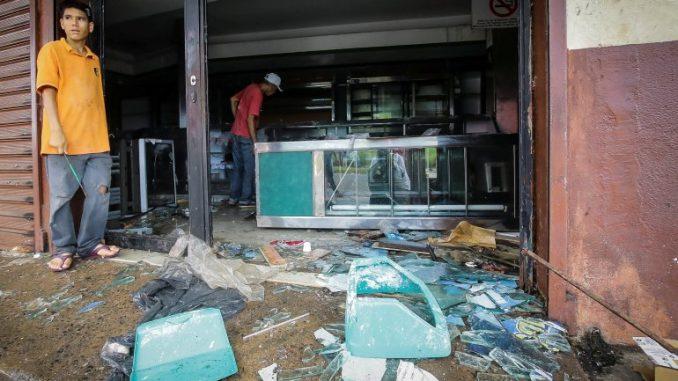 saqueos,Venezuela,