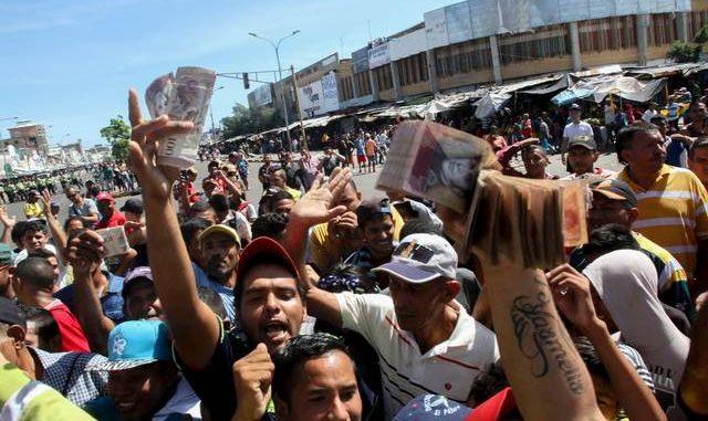 muertos,disturbios,Venezuela,