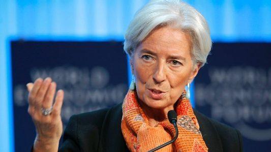 Condena,Francia,Christine Lagarde,FMI,