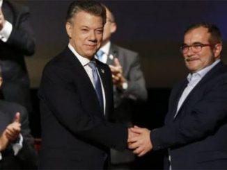 Segundo acuerdo de paz