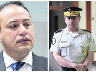 exviceministro,exdirector,policía nacional,Guatemala,